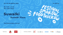 Festiwal Smaków Food Trucków w weekend w Suwałkach. Konkurs
