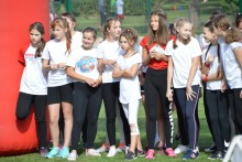 Ponad 340 biegaczy. Młodzież upamiętniła rocznicę odzyskania niepodległości [zdjęcia]