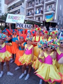 Sukcesy suwalczan w Grecji. Deszcz nagród dla Studia Tańca Radość z SOK