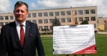 """Wybory 2018. Grzegorza Mackiewicza pomysł na """"Lepszą oświatę"""""""