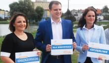 Suwałki dla wszystkich -  to hasło Mariusza Szmidta,kandydata na Prezydenta Suwałk