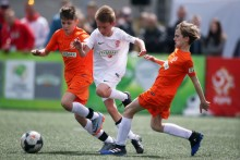 Czas wyłonić największe piłkarskie talenty w województwie. Gracze z Suwałk i Słobódki na starcie