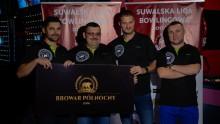 Suwalska Liga Bowlingowa. Sensacyjna porażka Drewtarku, Browar Północny drużyną kolejki