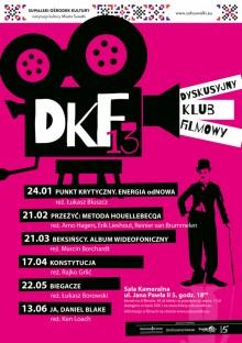 """DKF 13: """"Punkt krytyczny. Energia odNowa"""""""