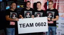 Suwalska Liga Bowlingowa.  Team 06.02, a raczej Dream Team sensacyjnym pogromcą lidera