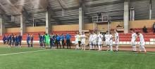Wigry Suwałki – Atlantas Kłajpeda 3:1. Udane debiuty w piłkarskiej hali