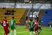 Wigry Suwałki. Sparingi w piłkarskich halach na Litwie i Białorusi