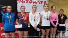 Badminton. Dwa medale złote Anastazji Chomicz, jeden brązowy Wiktorii Pleciuchowej