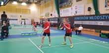 Badminton. Na Polish Open U 17 suwalczanie bez medalu