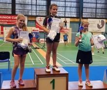 Badminton. Cztery medale suwalczan i trzecie miejsce drużynowo w Mazovia Cup