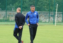 Wigry Suwałki z nowym trenerem i w dwóch grupach rozpoczęły przygotowania