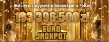 Eurojackpot znów bez głównej wygranej.  W piątek zagramy o 205 milionów złotych