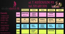 Studio Dance-Fit Lidia Kulik