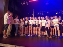 Grand Prix na Festiwalu Tańca