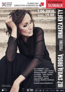 Piosenki Jonasza Kofty zakończą 12. sezon artystyczny Orkiestry KONKURS