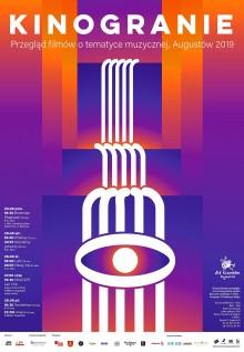Przegląd filmów o tematyce muzycznej i koncert Lao Che. Kinogranie w Augustowie