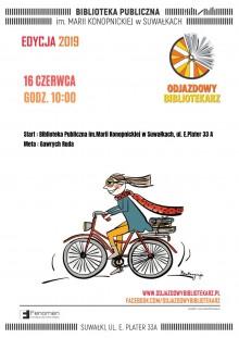 Rajd rowerowy Objazdowy bibliotekarz
