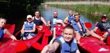 Sportowy Dzień Rodziny w Przedszkolu nr 7 w Suwałkach [zdjęcia]
