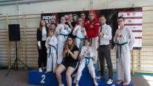 Dziewięć medali zawodników Suwalskiego Klubu Taekwondo Huzar [zdjęcia]