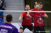 SKB Litpol-Malow liderem LOTTO Ekstraligi badmintona.