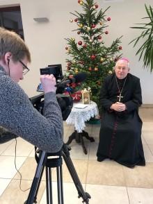 Orędzie i życzenia Bożonarodzeniowe Biskupa Diecezji Ełckiej [wideo]