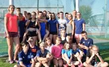 Lekkoatletyka. Sprinterski bieg LUKS Hańcza Suwałki przez 2019 rok