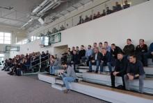 Trenerzy piłkarscy z naszego województwa na teoretycznym i praktycznym szkoleniu [zdjęcia]