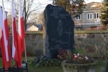 38. rocznica wprowadzenia stanu wojennego. Uroczystości w Suwałkach