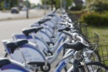 Miejski system roweru publicznego w Suwałkach. Zagłosuj na jedną nazwę z 30