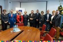 LGR Pojezierze Suwalsko-Augustowskie. Pieniądze dla gmin Suwałki, Bakałarzewo, Raczki i Giby