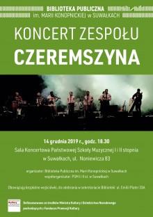 Koncert zespołu Czeremszyna w Suwałkach
