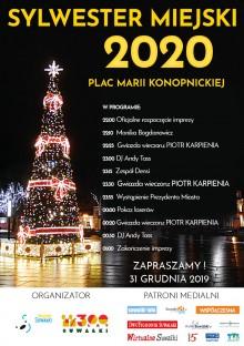 Piotr Karpienia będzie gwiazdą Sylwestra Miejskiego w Suwałkach