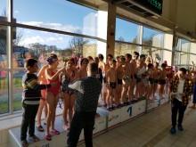 Mistrzostwa Suwałk w pływaniu klas III