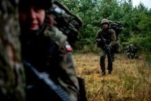 Ubiegają się o stopień kaprala. Żołnierze WOT na kursie podoficerskim [zdjęcia]