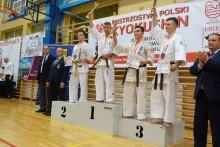 Karate kyokushin. Trzy medale suwalczan na MP Juniorów i Młodzieżowców [zdjęcia]