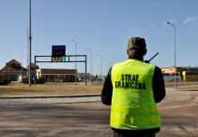 Nietrzeźwy 74-letni motorowerzysta zatrzymany na przejściu granicznym. Pod wpływem do Rosji