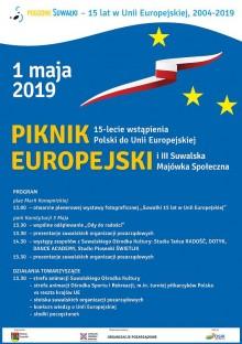 Piknik Europejski w Suwałkach
