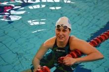 Pływanie. Angelika Koniecko potrójną mistrzynią Polski