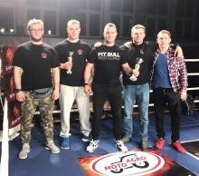 Sporty walki. Zawodnicy Berserkers Team Suwałki bezkonkurencyjni w  Wasilkowie