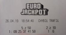 Eurojackpot. Kumulacja wzrosła do 330 milionów zł