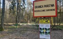 Szwedzi przejechali się wzdłuż granicy z Białorusią. Zapłacili 500-złotowe mandaty