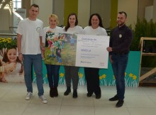 Wspólnie z klientami TESCO pomogą dzieciom z Domu Dziecka w Pawłówce