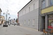 Remont budynku SOK przy Noniewicza i Chłodnej. Już widać, jak będzie wyglądał [zdjęcia]