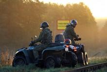 Podczas szkolenia 2400 zł, na służbie 3250 na rękę. Straż Graniczna zaprasza w swoje szeregi