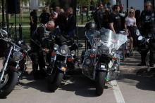 Junaki, ścigacze i Harleye. W Suwałkach motocykliści zainaugurowali sezon [wideo, zdjęcia]