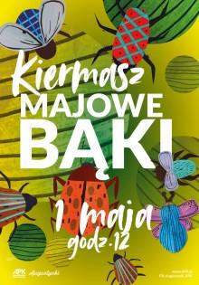 Kiermasz, konkurs i koncert Żuków. Majowe Bąki w Augustowie