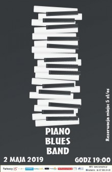 Piano Blues Band w Rozmarino