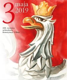Uroczystości z okazji Święta Narodowego 3 Maja w Suwałkach