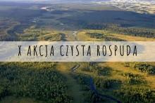 Wielkie sprzątanie doliny Rospudy