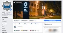 Augustów. Dzięki komunikatowi na FB policjanci odnaleźli zaginioną kobietę